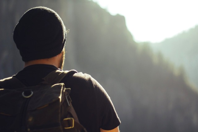Hiking with Determination