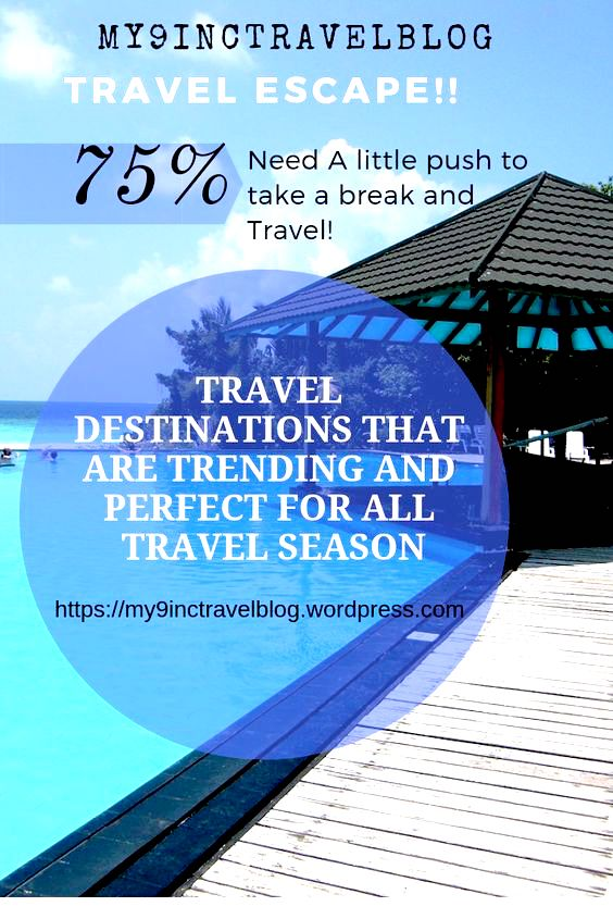 75% need a push before they can take a vacation- Don't beat yourself up - Learn to take care of your self.