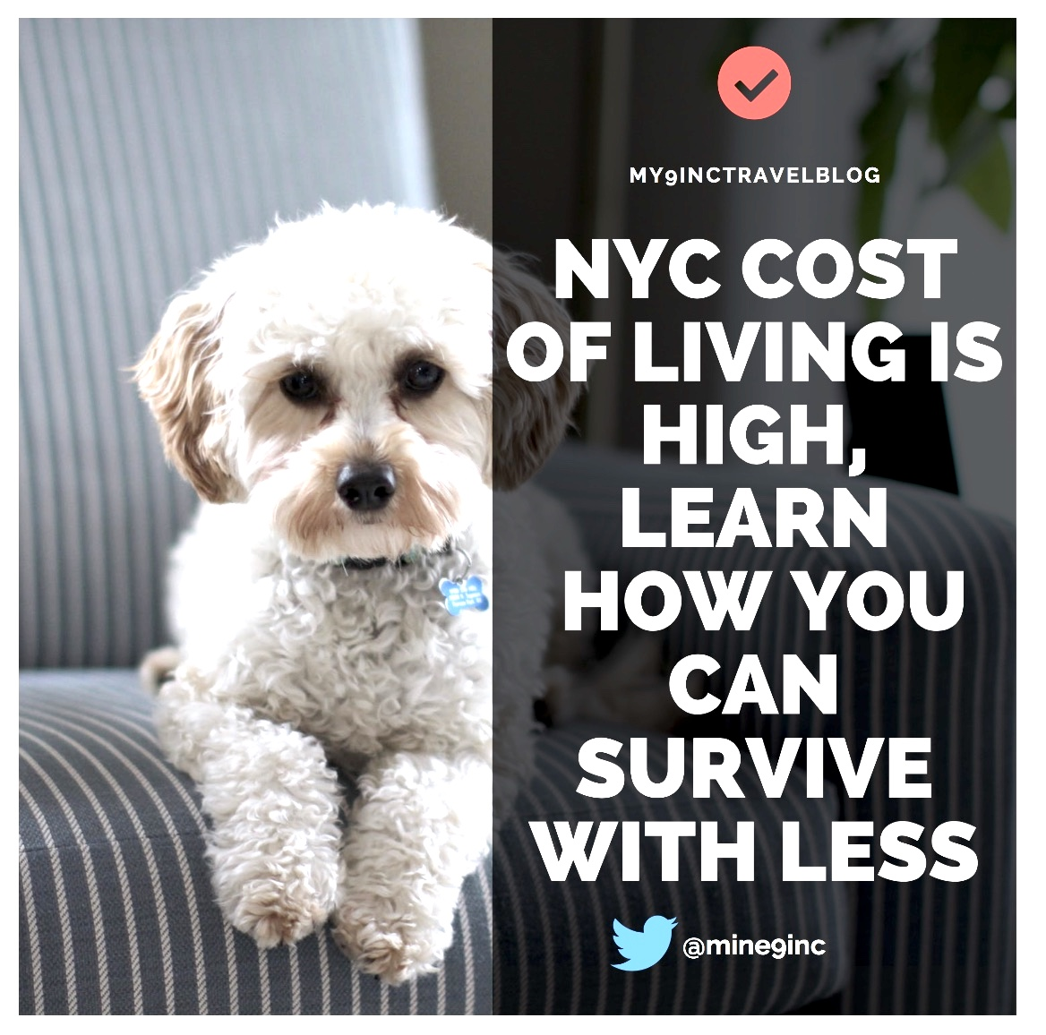 NYC costs of living
